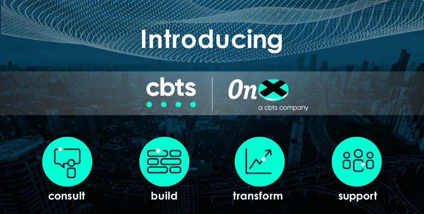 Introducing CBTS and OnX Together